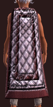 Snowfang Predator's Cloak (Equipped)