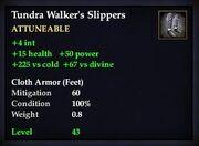 Tundra Walker's Slippers