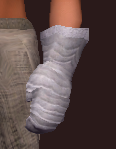 Knight's Polished Gauntlets (Equipped)