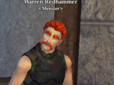 Warren Redhammer