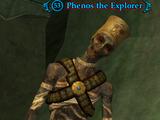 Phenos the Explorer