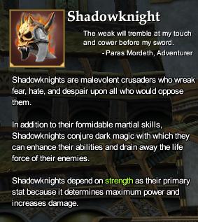 Category:Shadowknight | EverQuest 2 Wiki | FANDOM powered by