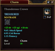 Thunderous Crown