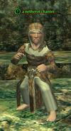 A netherot chanter (gnome)