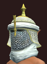 Alchemist's Mask (Equipped)