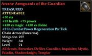 Arcane Armguards of the Guardian