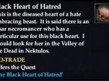 Black Heart of Hatred