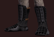 Darkblade's Boots of the Citadel (Equipped)