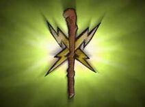Deity symbol karana