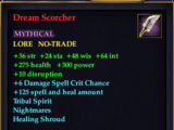 Dream Scorcher (Mythical)