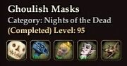 Ghoulish Masks