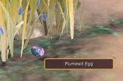 Plumewit Egg