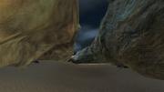Sandslide Passage