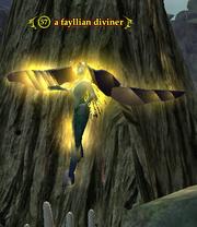 A fayllian diviner
