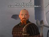 Isen Greyfist