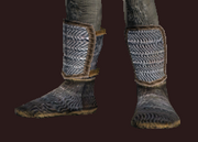 Jenni Everling's Boots of Argil (Equipped)