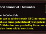 Shredded Banner of Thalumbra
