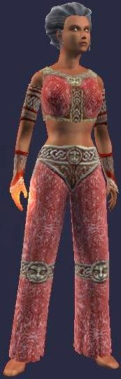 Triumphant Hero (Armor Set) (Visible, Female)