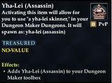 Yha-Lei (Assassin)