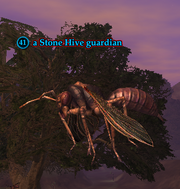 A Stone Hive guardian