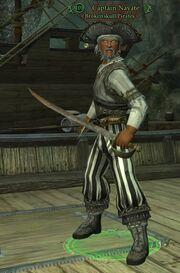 Captain Nayate