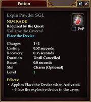 Explo Powder SGL