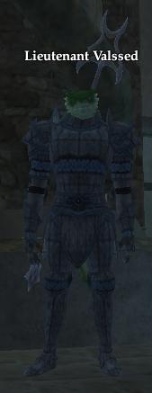 Lieutenant Valssed