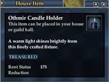 Othmir Candle Holder