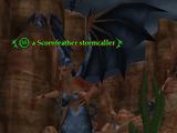 A Scornfeather stormcaller