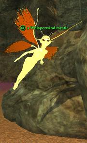 A Whisperwind mystic