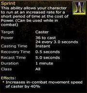 Ability Sprint