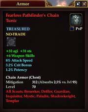 Fearless Pathfinder's Chain Tunic