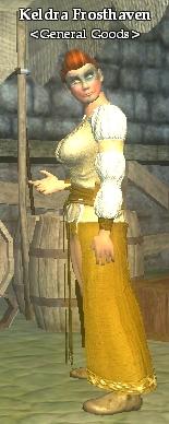 Keldra Frosthaven