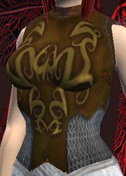 Lucanic Chestguard of the Beast (Equipped)