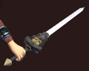 Sword of the Pureblood (Equipped)
