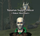 Tunarian Supply Officer