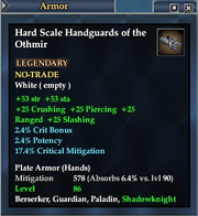 Hard Scale Handguards of the Othmir