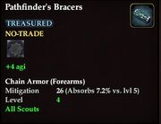 Pathfinder's Bracers