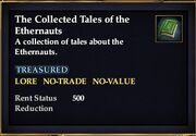 The Collected Tales of the Ethernauts