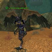 A Strifewing ambusher