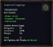 Inspired Leggings