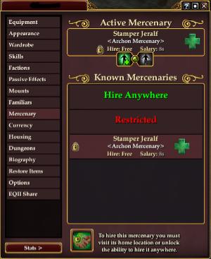 Mercenary-window-example