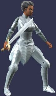 Draconic Forged (female)