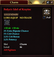 Fedya's Idol of Kraytoc