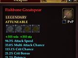 Fishbone Greatspear
