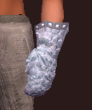 Raider's Thickened Chain Gloves (Equipped)
