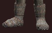 Seer's Chain Boots of Meditation (Equipped)