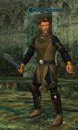 A Darkblade scout (half elf)