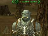 A Vallon loader