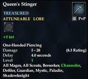 Queen's Stinger
